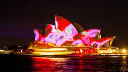 Highlights from Vivid Sydney