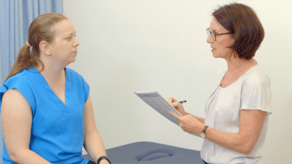 Educational Videos for Physiotherapists: Ethical decision-making